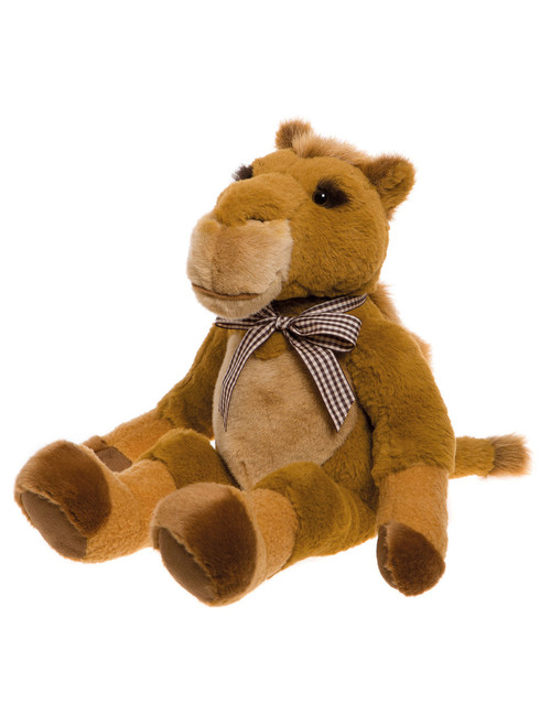 Charlie Bears Bearhouse Collection Oakfield Camel -  BB163064