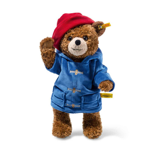 Steiff Plush Paddington TM Bear - 690198