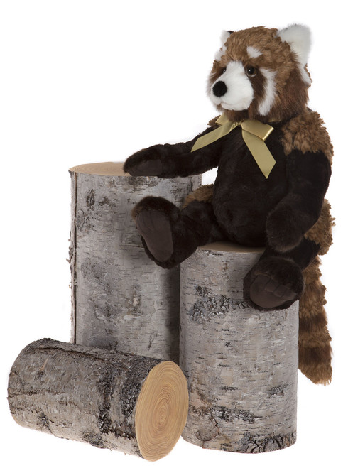 Charlie Bears Bearhouse Bears Paignton Red Panda  - BB173087