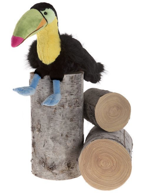 Charlie Bears Bearhouse Bears Rio Toucan - BB173078