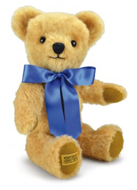 """Merrythought London Curly Gold 16"""" - Musical (Brahms Lullaby) (GM16CGM)"""