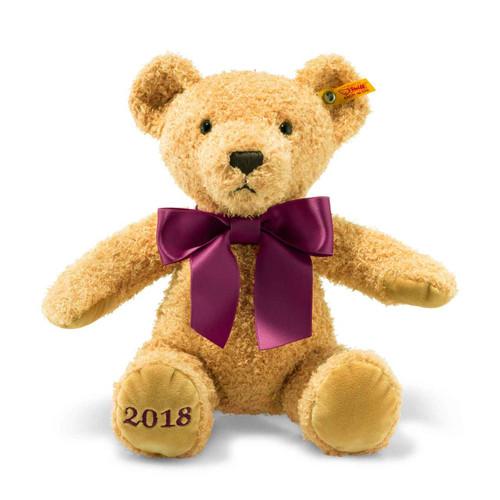 Steiff Cosy Year Bear 2018 -113321