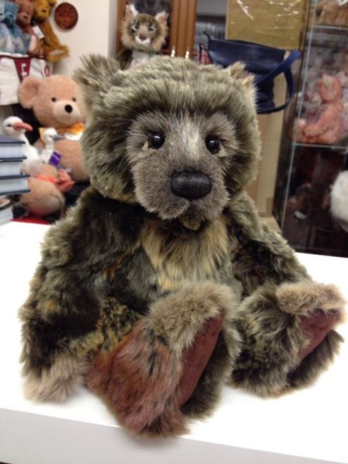 Charlie Bears 12th Birthday Bear Wojtek - CB171840