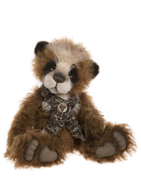 Charlie Bears Montgomery Panda - SJ5815A