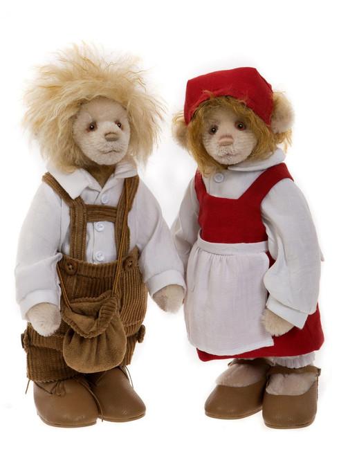Charlie Bears Hansel & Gretel - SJ5849HG