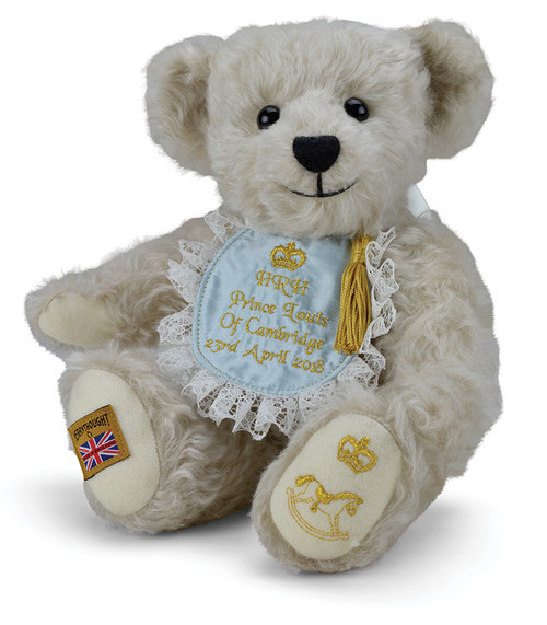 The Royal Baby Commemorative Teddy Bear 2018