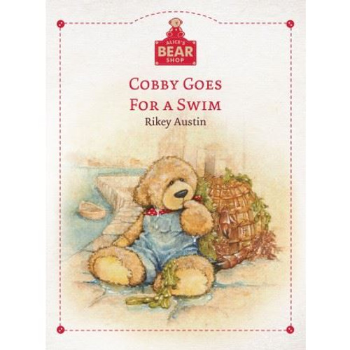 Alice's Bear Shop Storybooks Cobby Goes For a Swim