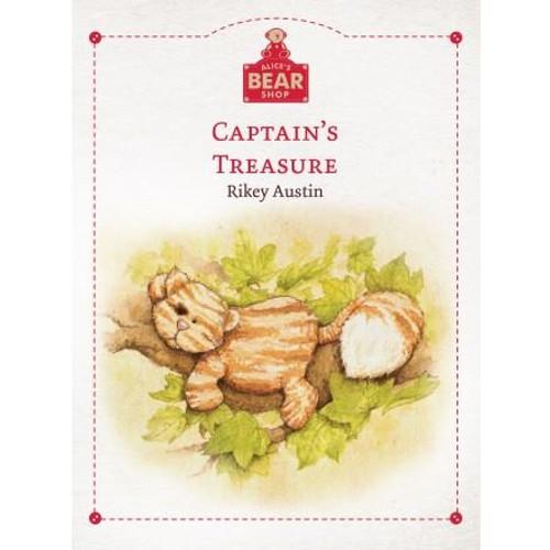 Alice's Bear Shop Storybooks Captain's Treasure