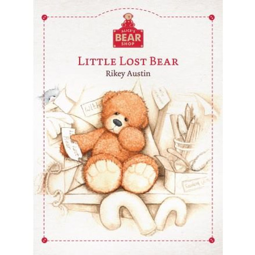 Alice's Bear Shop Storybooks Little Lost Bear