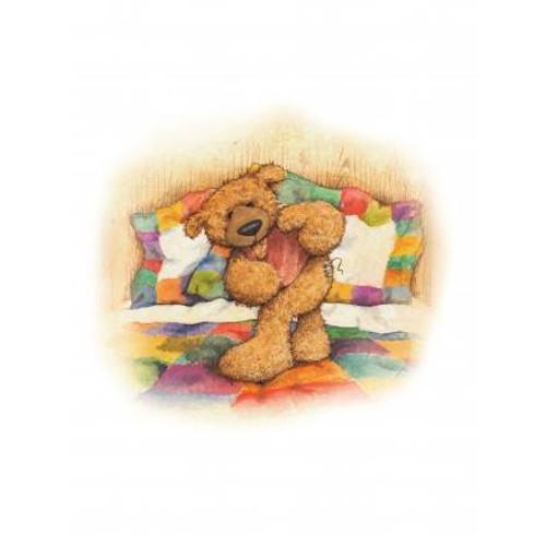 Alice's Bear Shop Art Prints Woodroffe