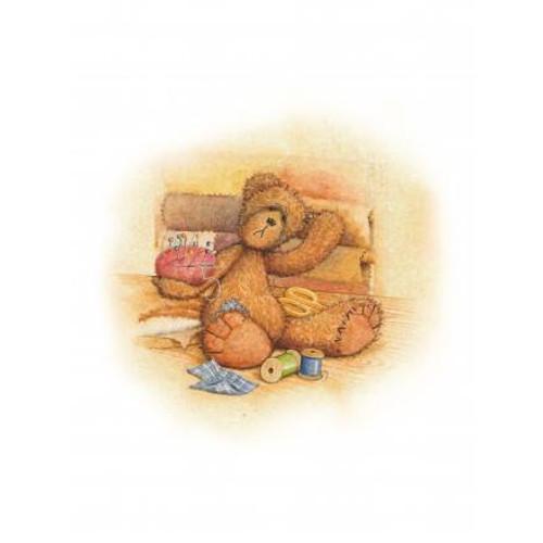 Alice's Bear Shop Art Prints Tat