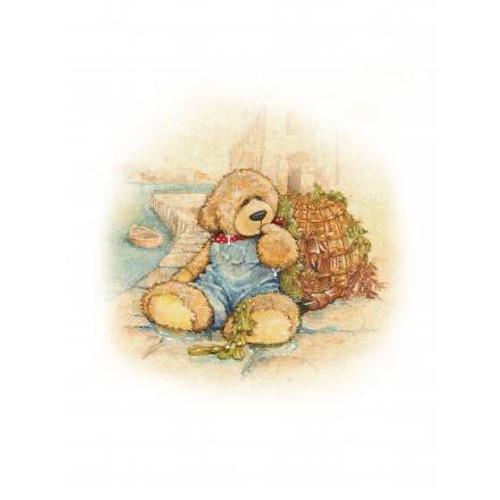 Alice's Bear Shop Art Prints Cobby