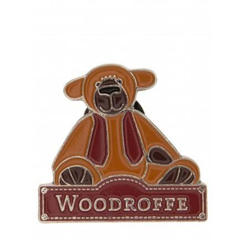 Alice's Bear Shop Pin Badges Woodroffe