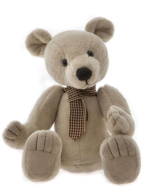 Charlie Bears Plush Collection 2019 Globetrotter - CB195199O
