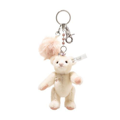 Steiff Susanna Teddy Bear Pendant White - 034657