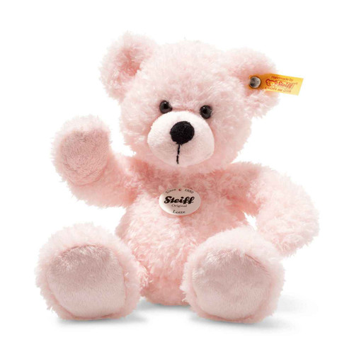 Steiff Lotte Teddy Bear Pink - 113819