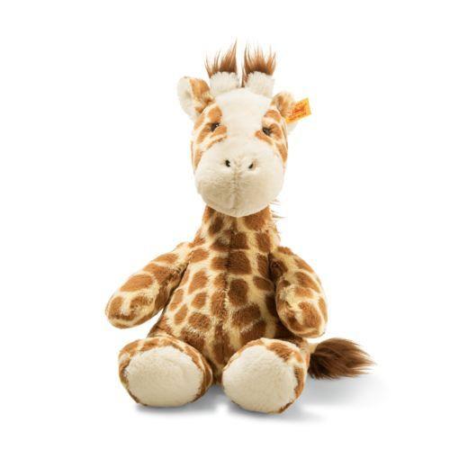 Steiff Soft Cuddly Friends Girta Giraffe - 068157
