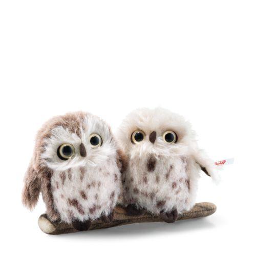 Steiff Owl Set - 006609