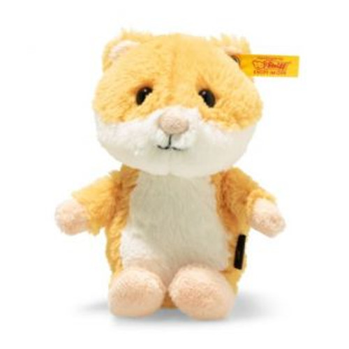 Steiff Soft Cuddly Friends Happy Hamster - 073816
