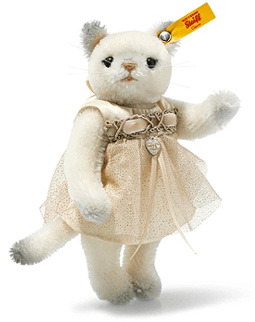 Steiff Vintage Memories Korinna Kitten in Gift Box - 026737