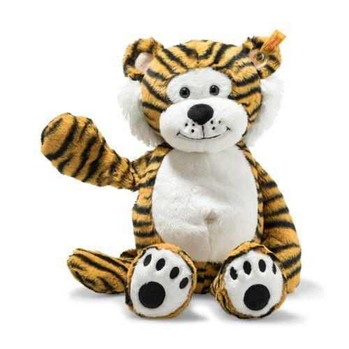 Steiff Soft Cuddly Friends Toni Tiger - 066146
