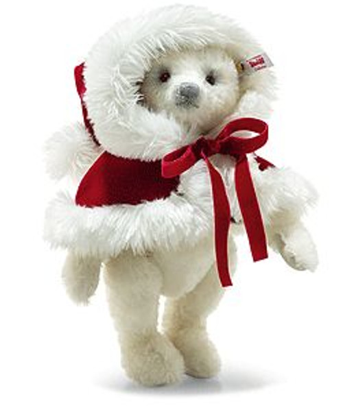 Steiff Nicola Christmas Teddy Bear - 006890