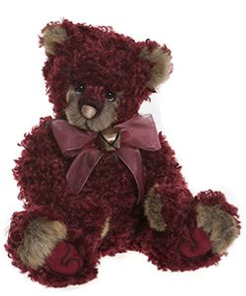 Charlie Bears Secret Collection Ivan - CB191935A