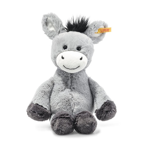Steiff Soft Cuddly Friends Dinkie Donkey - 073748