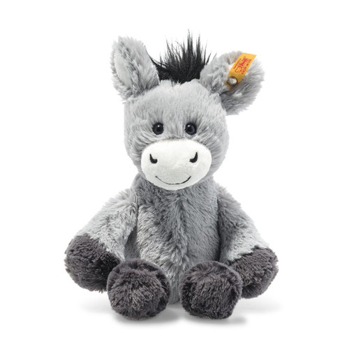 Steiff Soft Cuddly Friends Dinkie Donkey - 073922