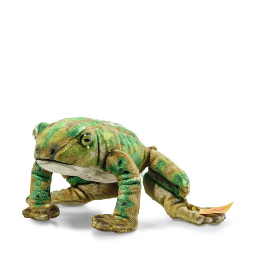 Steiff National Geographical Froggy frog - 056536
