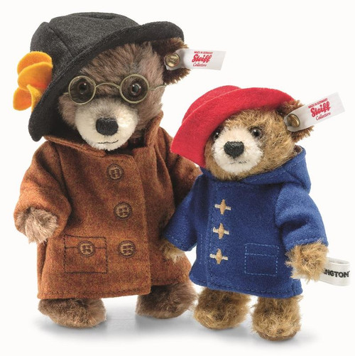Steiff Aunt Lucy and Paddington Mini Set - 690501
