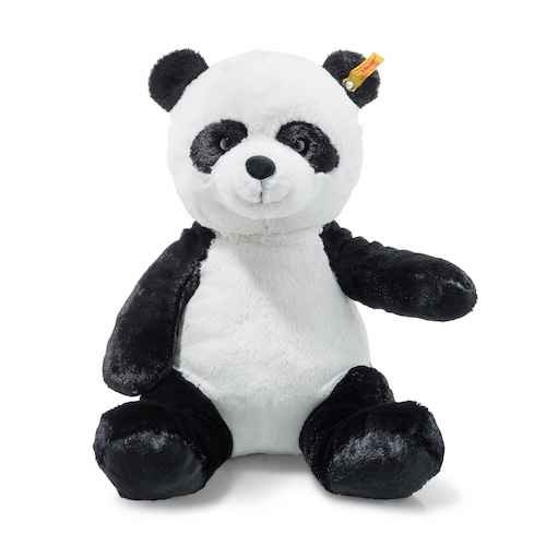 Steiff Soft Cuddly Friends Ming Panda - 075797
