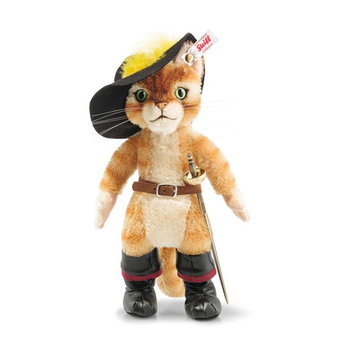 Steiff Puss in Boots - 355455