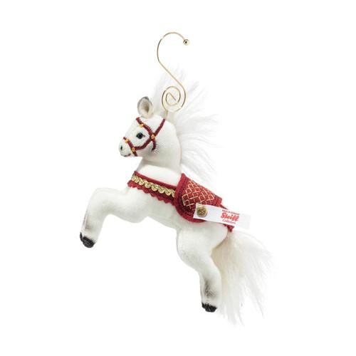 Steiff Christmas Horse - 006920