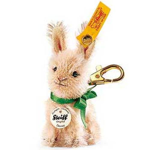 Steiff Dormy Rabbit Keyring - 032592