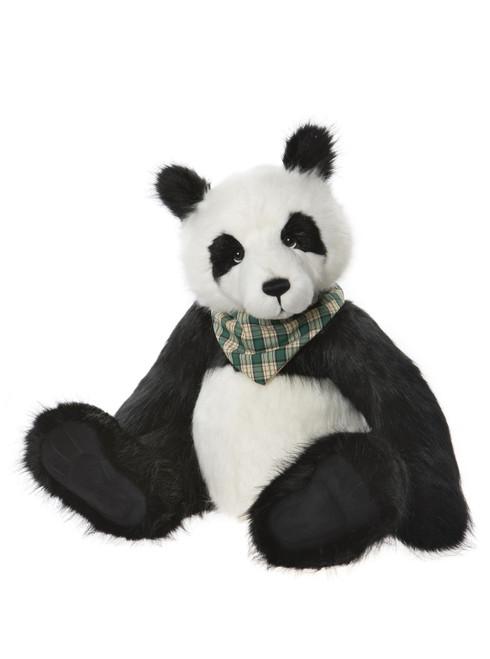 Charlie Bears Berwin Panda - CB202605
