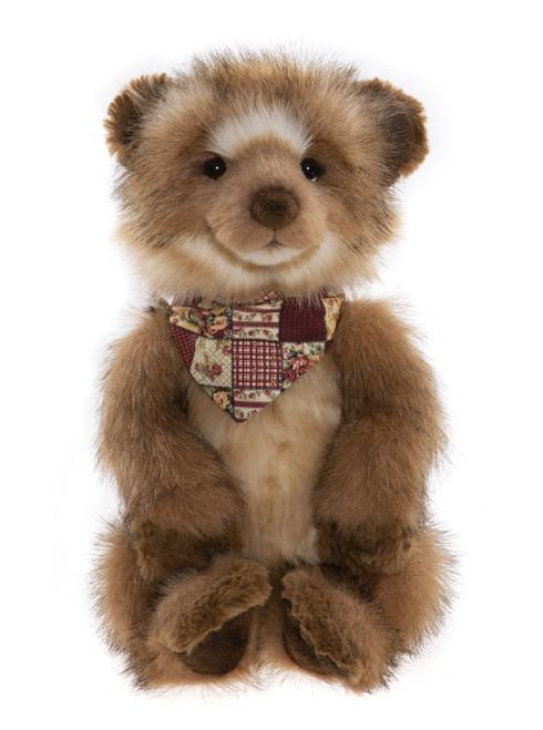 Charlie Bears Rockpile Weasel - BB214101