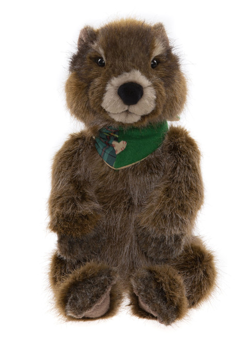 Charlie Bears Woodchuck - BB214103
