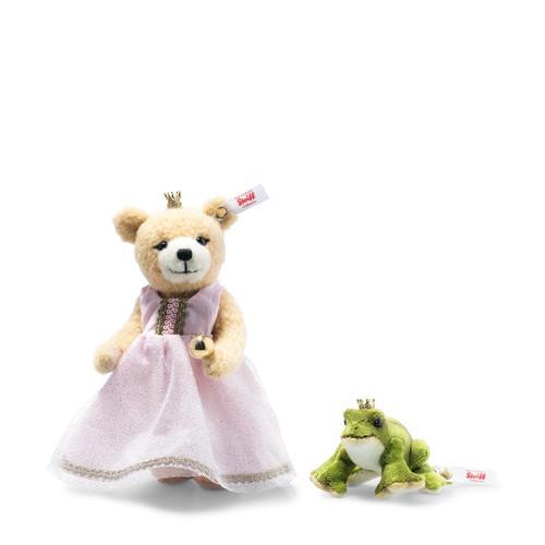 Steiff Fairy Tale Frog Prince Set - 006098