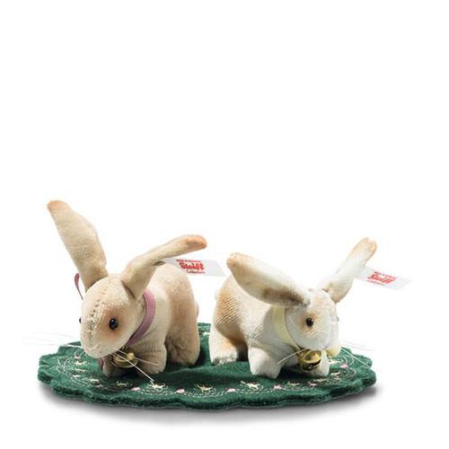 Steiff Rabbit Set - 006128