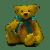 Steiff British Collectors Bear 2021 - 690945