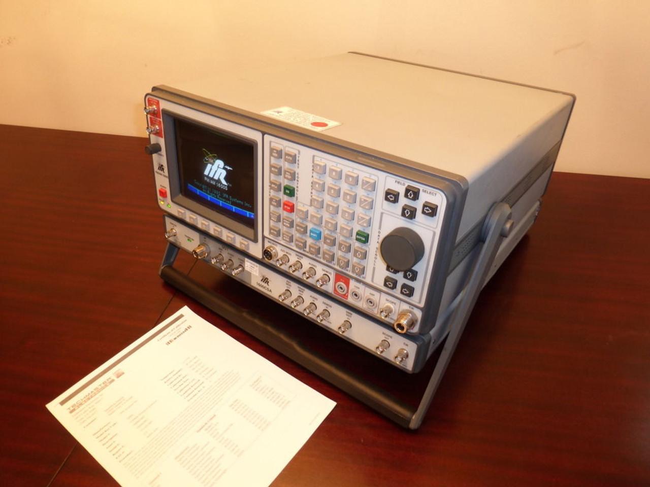 Spectrum Analyzer Adapter For Oscilloscopes