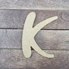Beloved Teacher, Wooden Letters Unfinished MDF, Paint-able DIY Craft