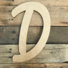 Where can I buy big wooden letters? Build-A-Cross offers a variety of individual wooden letters for the home!
