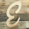 Buy block letters from Build-A-Cross and craft with our unpainted wooden wall letters.