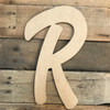 Wooden letters and numbers are cheap wood letter cutouts.