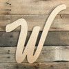 Wood block letters for wall come as 18 inch wooden letters size.