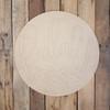 Falala Holiday DIY Decor Circle, Wood Cutout, Shape, Paint by Line