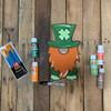 St. Patrick's Leprechaun Gnome Paint Kit, DIY Wood Cutout, Video Tutorial and Instructions