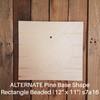 Alternate Bottom Easel Kit Base Rectangle